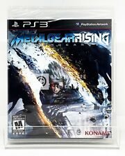 Metal Gear Rising: Revengeance - PS3 - Brand New | Factory Sealed