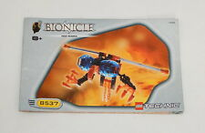 LEGO Bionicle Nui-Rama 8537 Instructions R10830