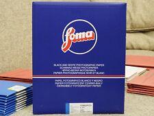 "FOMA Fomaspeed C 311 photo paper B&W hard  glossy 10 sheets 24x30,5 cm (9,5x12"")"