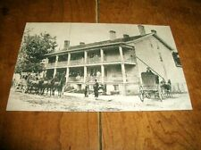 MIDDLETOWN, NY - POSTCARD of SWEET'S HOTEL A/K/A RAILROAD HOUSE -  NEW