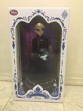 "Disney Store Limited Edition Coronation Elsa Doll 17"" frozen movie LE 5000 NIB"