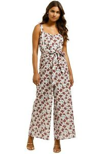 Stevie May Sunni Jumpsuit in Sunni Floral Size 8
