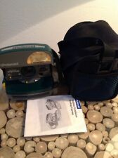 Polaroid One Step Express Instant 600 Camera - Hunter Green