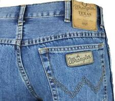 Wrangler Classic Fit, Straight Rise 34L Jeans for Men