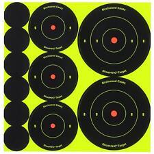 "Birchwood Casey Shoot N C Bersagli reattivi 1"" 2"" 3"" Combo-BERSAGLI"