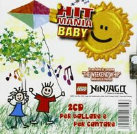 Hit Mania Baby - 2 CD come nuovo, editoriale
