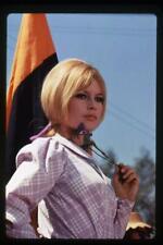 Brigitte Bardot Striking Vivid Color Portrait Shalako Original 35mm Transparency