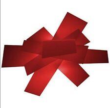 57cm white/red Foscarini Big Bang Wall Lamp Sconces Ceiling Lamp Wall Light Xmas