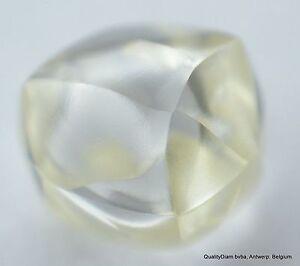 FLAWLESS 0.26 CARAT GENUINE DIAMOND OUT FROM A DIAMOND MINE NATURAL DIAMOND