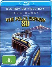 Polar Express (Blu-ray, 2011)