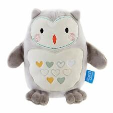 2019 New Style Jellycat Kitten Hoot Owl Knitted Rattle Teether Taggy Buggy Pram Sensory Toy Baby