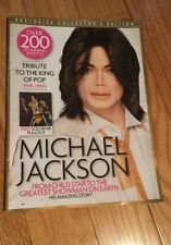 Michael Jackson Collector Edition Magazine. August 2009