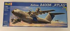 REVELL AIRBUS A400M ATLAS MODEL KIT 1/144 04859 Factory sealed