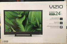 """VIZIO 24"""" LED HDTV"""