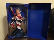Barbie Statue of Liberty - 1996 FAO Schwarz   #14664  - NRFB !