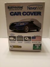 Budge NW3 Car Cover NeverWet size 3