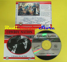CD A JOURNEY OUT OF TIME compilation COWBOY NATION (C9) no lp mc dvd vhs