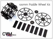 Model Boat Kit roues à aubes SCALE STEAM BOAT Models