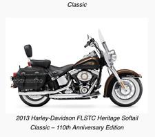 Harley Davidson Softail Motorcycles For Sale Ebay