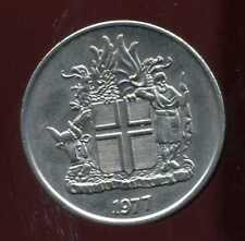 ISLANDE 10 kronur  1977