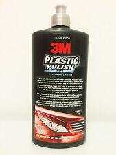 POLISH 3M RINNOVANTE x PLASTICHE GRAFFIATE STEP 2!!! plastiche ancora più lucide