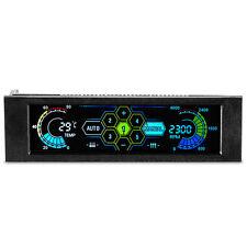 5.25 Inch Professional New LCD Screen Temperature Display Desktop Fan