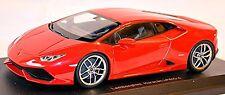 Lamborghini Huracán LP610-4 Coupe 2014-16 rot rouge métallisé 1:18 Kyosho