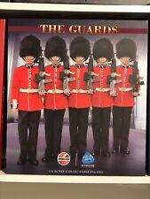 DID Boxed-figure Grenadier guards 1/6 12'' Irish, Scots, Welsh Coldstream NIB