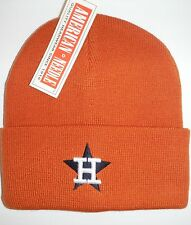 Houston Astros Authentic Vintage Beanie Toque Knit Hat  NWT American Needle