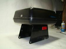 Harley FXR Police radio box Motorola FXRP tour pak + mount FXRD FXRT EPS17005