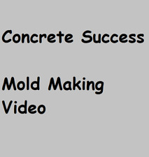 Mold Making Video Two Volume DVD Set