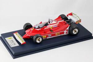 Ferrari 312 T5 #2 G.Villeneuve Kanada 1980 - 1:18 Look Smart lim.Ed.