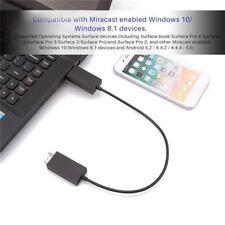 Für Microsoft Wireless Display Adapter V2 Receiver HDMI- und USB-Anschluss   JMH