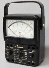 Vintage Simpson Model 260 Series 8p Overload Protected Multimeter
