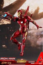 Hot Toys Avengers Infinity War Iron Man Mark L MK 50 Diecast 1/6 Figure MMS473