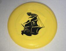 Yellow Pirate ~ Wham-O Frisbee