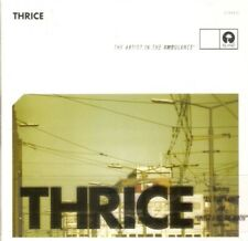 Thrice - Artist in the Ambulance (CD 2003)
