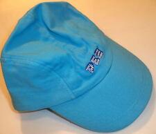 VINTAGE ORIGINAL  BLUE PEZ HAT 100% COTTON