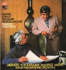 ASD3044 MAURICE ANDRE / HERBERT VON KARAJAN BERLIN PHILHARMONIC Trumpet