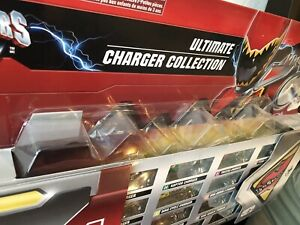 Power Ranger Dino Charge Ultimate Charger Collection, Toys R Us Exclusive