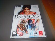 Dreamfall The Longest Journey  (PC: Windows, 2006)