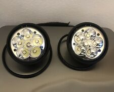 Freightliner Columbia (05-10) Pair Led Fog Light New Style Very Bright