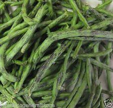 """Heirloom Rattlesnake """"Preacher Bean"""" Pole Bean Seeds 1 lb Approximate 1400 Seeds"""