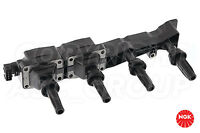 New NGK Ignition Coil For PEUGEOT 106 1.6 GTi  1997-00