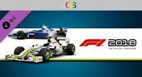 F1 2018 Headline Content Pack DLC Steam Key Digital Download PC [Global]