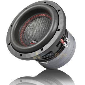 """Audiopipe 8"""" Subwoofer Composite Cone 1000W Max Dual 4 Ohm Quad Stack TXX-BDC4-8"""
