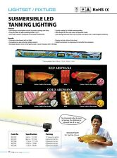 AQUAZONIC AROWANA LED TANNING LIGHT (143 CM) 39 W (SUBMERSIBLE)