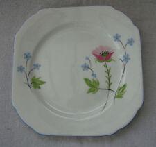 Blue British Shelley Porcelain & China