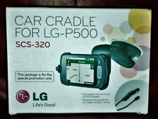 LG Car/Phone Cradle P500,Optimus,Mobile,Cell Phone Holder,Genuine-Fast UK P&P