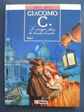 Giacomo C. 1 EO Le Masque dans la bouche d'ombre Griffo Dufaux Glénat